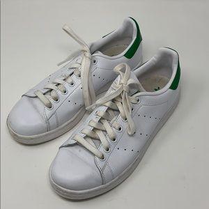 Stan Smith White Adidas 7.5